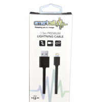 1.5m Premium LIghtning Cable - Smartcell
