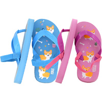 Rockos Pebbles Fox Thongs Available In A Variety Of Colours And Sizes