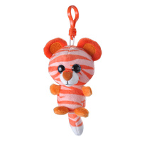 Wild Republic Lil Scents Clips Tiger - Tangerine